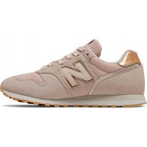 New Balance WL373CC3 béžová 5.5 - Dámská volnočasová obuv