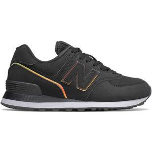 New Balance WL574CLG  4.5 - Dámská volnočasová obuv