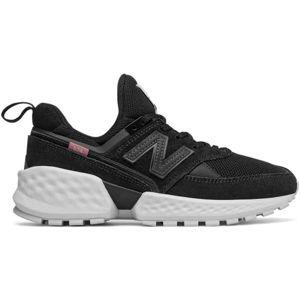 New Balance WS574TEB černá 6.5 - Dámská volnočasová obuv