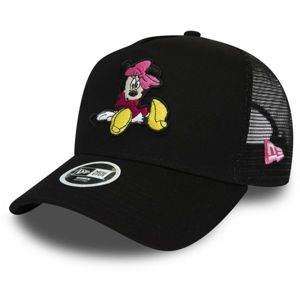 New Era 9FORTY W AF TRUCKER DISNEY ESSENTIAL MINNIE MOUSE černá UNI - Dámská truckerka
