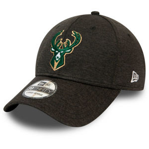 New Era 39THIRTY NBA BASE TEAM MILWAUKEE BUCKS  S/M - Klubová kšiltovka