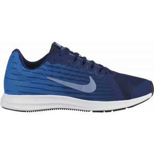 Nike DOWNSHIFTER 8 modrá 7Y - Dětská běžecká obuv