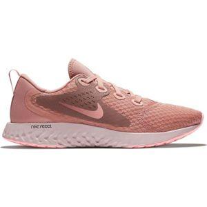 Nike LEGEND REACT W růžová 8.5 - Dámská běžecká obuv