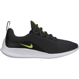 Nike VIALE tmavě šedá 7Y - Dětské vycházkové boty