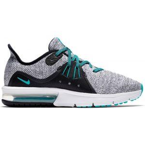 Nike AIR MAX SEQUENT 3 GS šedá 6.5Y - Dětská vycházková obuv