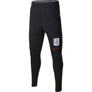 Nike NYR DRY PANT KPZ černá XS - Chlapecké fotbalové tepláky