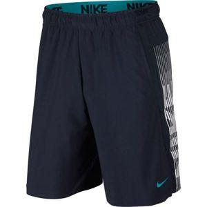 Nike DRY SHORT 4.0 LV tmavě modrá L - Pánské sportovní kraťasy