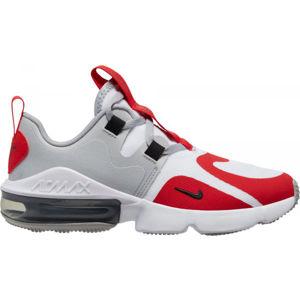 Nike AIR MAX INFINITY GS bílá 3.5Y - Dětská volnočasová obuv