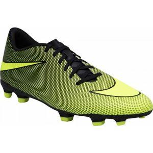 Nike BRAVATA JR II FG černá 2.5 - Dětské lisovky