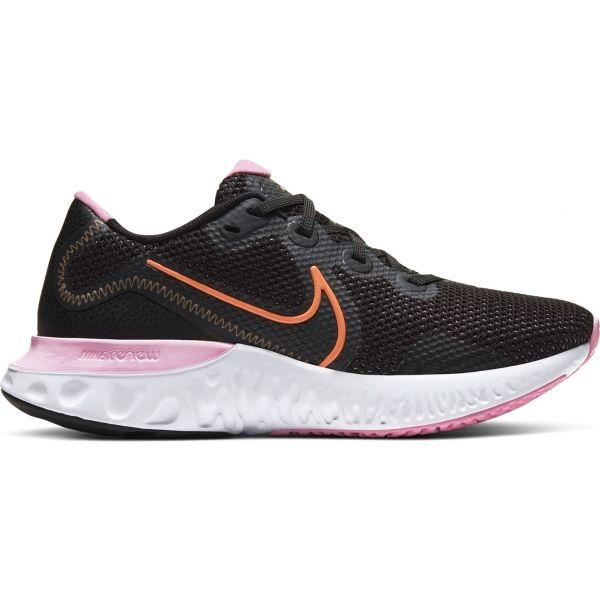 Nike RENEW RUN černá 6 - Dámská běžecká obuv