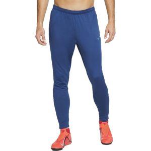 Nike DRY ACDMY PANT KPZ M modrá XL - Pánské fotbalové kalhoty