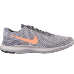 Nike FLEX EXPERIENCE RN 7 šedá 8 - Dámská běžecká obuv