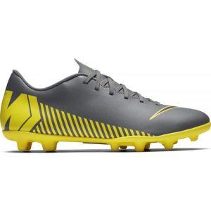 Nike MERCURIAL VAPOR XII CLUB MG žlutá 11.5 - Pánské lisovky