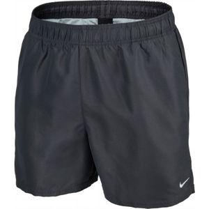 Nike ESSENTIAL SCOOP šedá S - Pánské koupací kraťasy