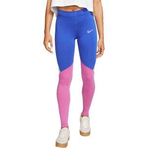 Nike NSW LGGNG CB W růžová XS - Dámské legíny