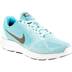 Nike REVOLUTION 3 modrá 8 - Dámská běžecká obuv