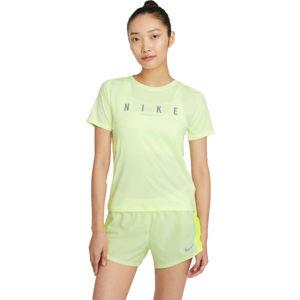 Nike RUN DVN MILER TOP SS W  XS - Dámské běžecké tričko