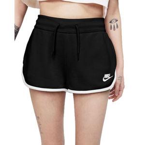Nike NSW HRTG SHORT FLC W  M - Dámské šortky