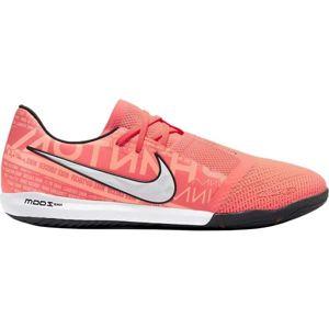Nike ZOOM PHANTOM VENOM PRO IC oranžová 11.5 - Pánské sálovky