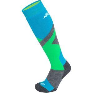 Nordica MULTISPORT černá 27-30 - Dětské lyžařské ponožky