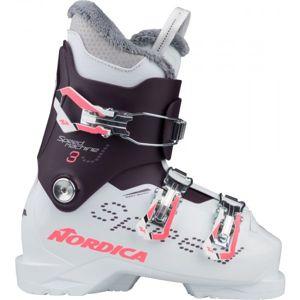 Nordica SPEEDMACHINE J 3  25.5 - Dětské lyžařské boty