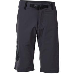 Northfinder YUSUF tmavě šedá S - Pánské šortky