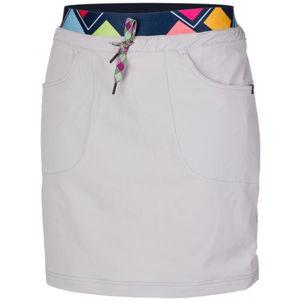 Northfinder ZUGILA béžová M - Dámská sukně