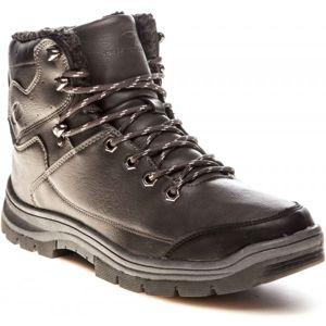 Numero Uno MARTIUS SAND M černá 45 - Pánská zimní obuv