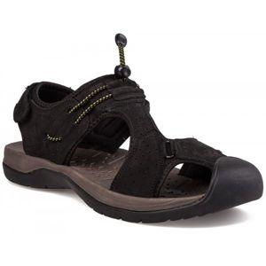 Numero Uno MORTON M černá 43 - Pánský trekový sandál