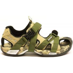 Numero Uno NILSON M béžová 43 - Pánský trekový sandál