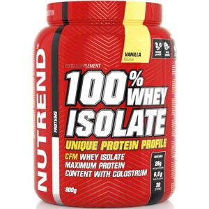 Nutrend 100% WHEY ISOLATE 900 G VANILKA  NS - Protein