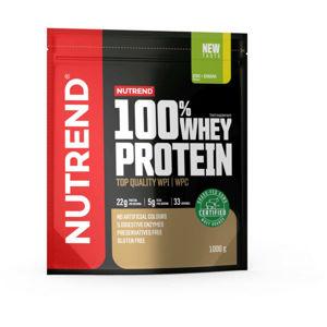 Nutrend 100% WHEY PROTEIN, 1000 g KIWI-BANÁN   - Protein