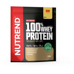Nutrend 100% WHEY PROTEIN 1000 g VANILKA   - Protein