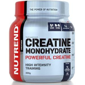 Nutrend CREATINE MONOHYDRATE 300 G  NS - Kreatin