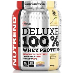 Nutrend DELUXE 100% WHEY 900G PUDINKOVÁ VANILKA  NS - Protein