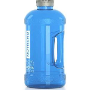 Nutrend GALON 2L modrá NS - Hydratační láhev