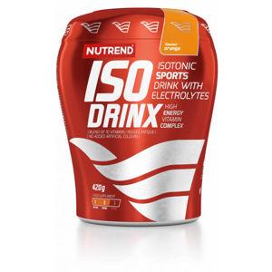 Nutrend ISODRINX 420G POMERANČ   - Sportovní nápoj