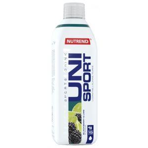 Nutrend UNISPORT 1L OSTRUŽINA+LIMETKA   - Sportovní nápoj