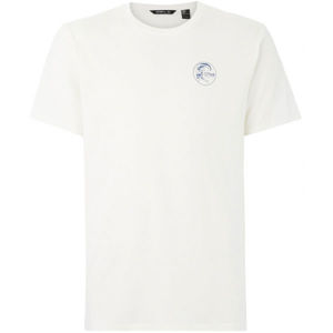 O'Neill LM ORIGINALS LOGO T-SHIRT bílá L - Pánské tričko