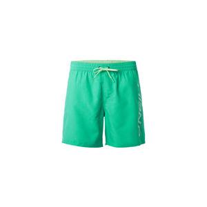 O'Neill PM CALI SHORTS zelená M - Pánské koupací šortky