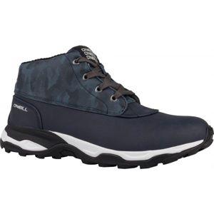 O'Neill BACKSIDE CAMOUFLAGE tmavě modrá 41 - Pánská zimní obuv