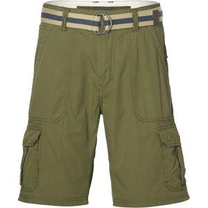 O'Neill LM POINT BREAK CARGO SHORTS zelená 33 - Pánské šortky