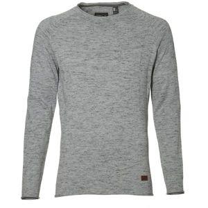O'Neill LM JACK'S BASE PULLOVER šedá XL - Pánský svetr