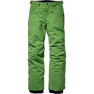 O'Neill PB ANVIL PANTS zelená 140 - Chlapecké snowboardové/lyžařské kalhoty