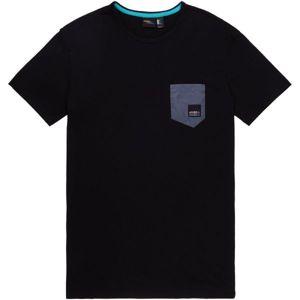O'Neill LM SHAPE POCKET T-SHIRT černá S - Pánské tričko