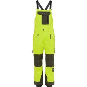 O'Neill PM ORIGINAL BIB PANTS zelená S - Pánské snowboardové/lyžařské kalhoty