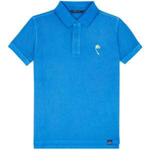 O'Neill LB PALM POLO modrá 140 - Chlapecké polotričko