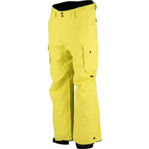 O'Neill PM EXALT PANTS žlutá XXL - Pánské lyžařské/snowboardové kalhoty