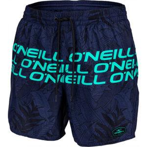 O'Neill PM STACKED SHORTS tmavě modrá L - Pánské šortky do vody
