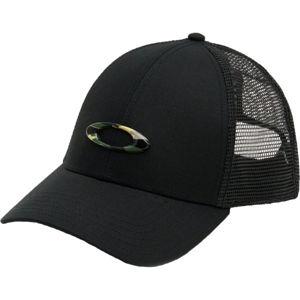 Oakley TRUCKER ELLIPSE HAT černá UNI - Kšiltovka